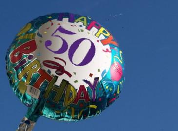 50 års uppvaktning 50 års present 50 års uppvaktning